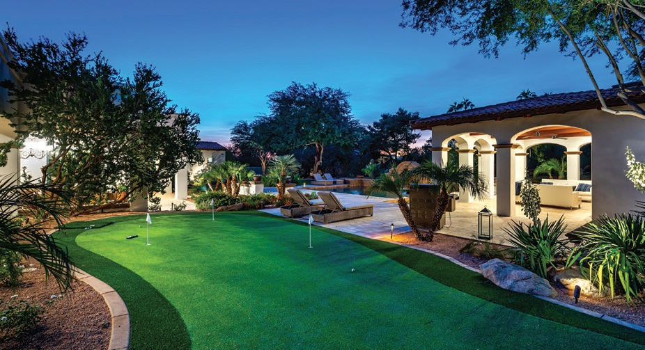 PHOTO BY *AT THE TIME OF PRESS, 3544 E. ROSE LANE SOLD FOR $3,550,000