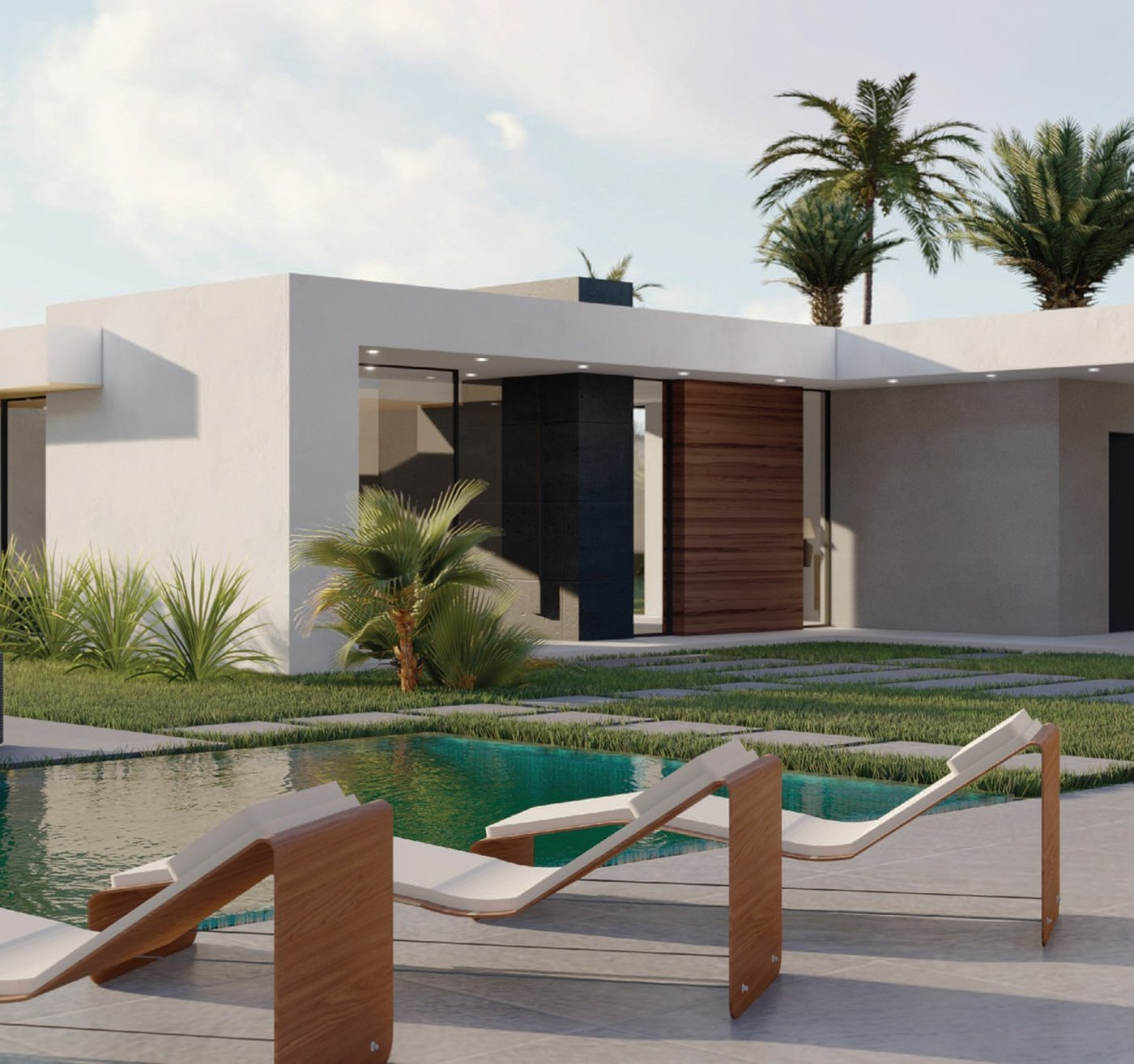 RENDERINGS COURTESY OF LAUNCH REAL ESTATE